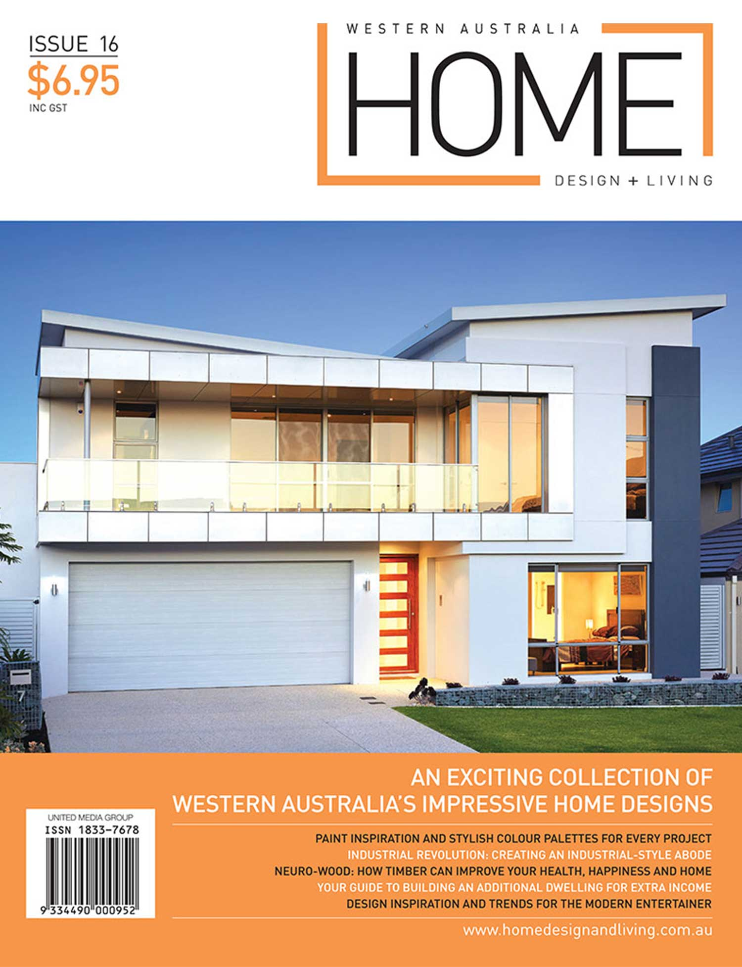 Western Australia Home Design and Living